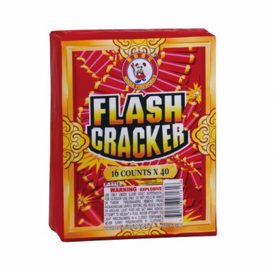 Flash Cracker 16 Counts